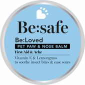 Be:loved Nose & Paw Balm - First Aid & Ache 60g