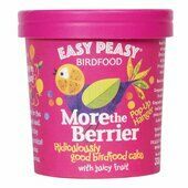 12 x 320g  Easy Peasy Birdfood More The Berrier