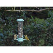Jacobi Jayne & Co Flo Seed Feeder Medium 4 Port Aqua 405mm