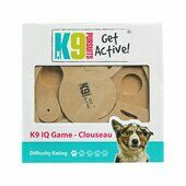 K9 Pursuits Iq Game Clouseau Dog Toy