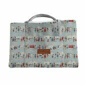 Cath Kidston London People Travel Bag
