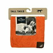 Tall Tails Pet Cape Towel Orange