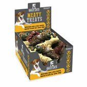 45 x 50g Rosewood Daily Eats Jungle Animals Large Dog Treats Box
