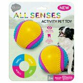 IQuties Pet Sensory Dog Ball Large