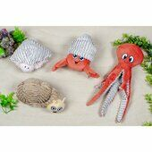 Ministry Of Pets Shelly The Sea Snail Dog Toy