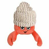 Ministry Of Pets Hank The Hermit Crab Dog Toy