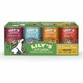 12 x 400g Lily\'s Kitchen Grain Free Multipack For Dogs