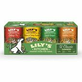 12 x 400g Lily\'s Kitchen Classic Multipack Dog Food