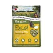Burgess Excel Feeding Hay With Hedgerow Herbs 3kg