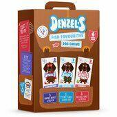 8 x Denzel\'s Fish Favourites Soft Chews 6 Pack