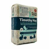 Pillow Wad Large Bio Timothy Hay 2kg