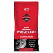 World's Best Multiple Cat Litter Clumping Formula 3.63kg