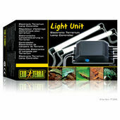 Exo Terra Fluorescent T8 20w Light Controller Unit Double