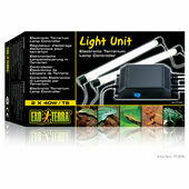 Exo Terra Fluorescent T8 40w Light Controller Unit Double