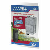 2 x Marina i25 Replacement Fish Tank Filter Cartridge