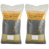 2 x 12.5kg Unipac Black Reptile Calcium Sand Substrate Multibuy