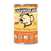 6 x 400g Barking Heads Tender Loving Care Wet Dog Food