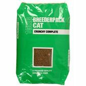 Breederpack Cat Crunchy Complete Dry Food - 15kg