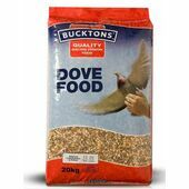 Bucktons Dove Balanced Wild Bird Mix - 20kg