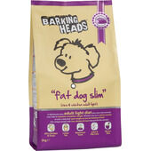 Barking Heads Fat Dog Slim Chicken Adult Light Dog Food