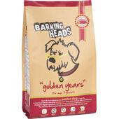 Barking Heads Golden Years Chicken Dry Senior Dog Food