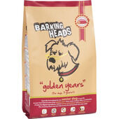 Barking Heads Golden Years Dry Senior Dog Food