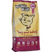 Meowing Heads 'Hey Good Looking' Chicken Adult Cat Food