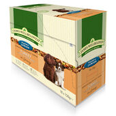 40 x 150g James Wellbeloved Puppy / Junior Turkey & Rice Pouches Multibuy