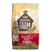 Supreme Russel Rabbit Original Tasty Mix Rabbit Food - 12.5kg
