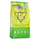 Barking Heads Tiny Paws Bad Hair Day Small Breed Lamb Dog Food
