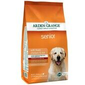 Arden Grange Senior Chicken & Rice Adult Dog Food