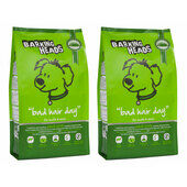2 x 12kg Barking Heads Multi Buy Bad Hair Day Dry Dog Food