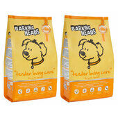 2 x 12kg Barking Heads Multi Buy Tender Loving Care Dry Dog Food