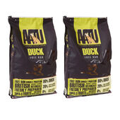 2 x 10kg AATU 80/20 Duck Dry Dog Food Multibuy