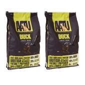 2 x 10kg AATU 80/20 Duck Dry Dog Food Multibuy