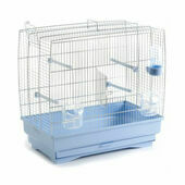 Imac Irene 3 Chrome Blue Small Bird Cage