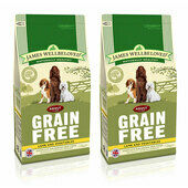 2 x 10kg James Wellbeloved Multibuy Lamb & Veg Adult Dog Food