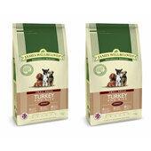 2 x 7.5kg James Wellbeloved Multibuy Turkey & Rice Small Breed Adult Dog Food