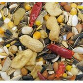 2 x 12.5kg Willsbridge Fruity Parrot Mix Bird Food Multibuy