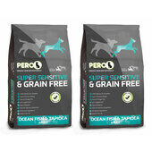 2 x 12kg Pero Super Sensitive Ocean Fish & Tapioca Adult Dog Food
