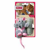 Kong Catnip Rat Cat Toy