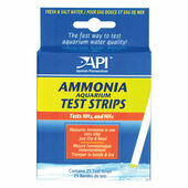Api Ammonia Aquarium Test Strips 25 Pack