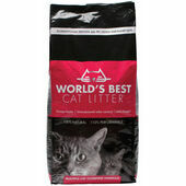 World's Best Multiple Cat Litter Clumping Formula - 12.7kg