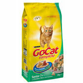 Go-cat Complete Senior Chicken Rice & Veg 2kg