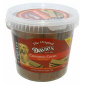 Davies Chews Beef 1.4kg Jar