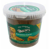 Davies Chews Lamb 1.4kg Jar Treats Jar Food