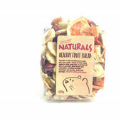 8 x Rosewood Naturals Healthy Fruit Salad 125g