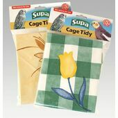 Supa Bird Cage Floor Tidy Large
