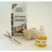 Pet Remedy Natural De-Stress & Calming Plug-in Diffuser + 40ml Refill