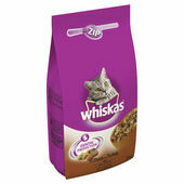 Whiskas Dry With Duck & Turkey 2kg